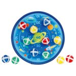 Set darts cu arici tematica Cosmos 13 piese