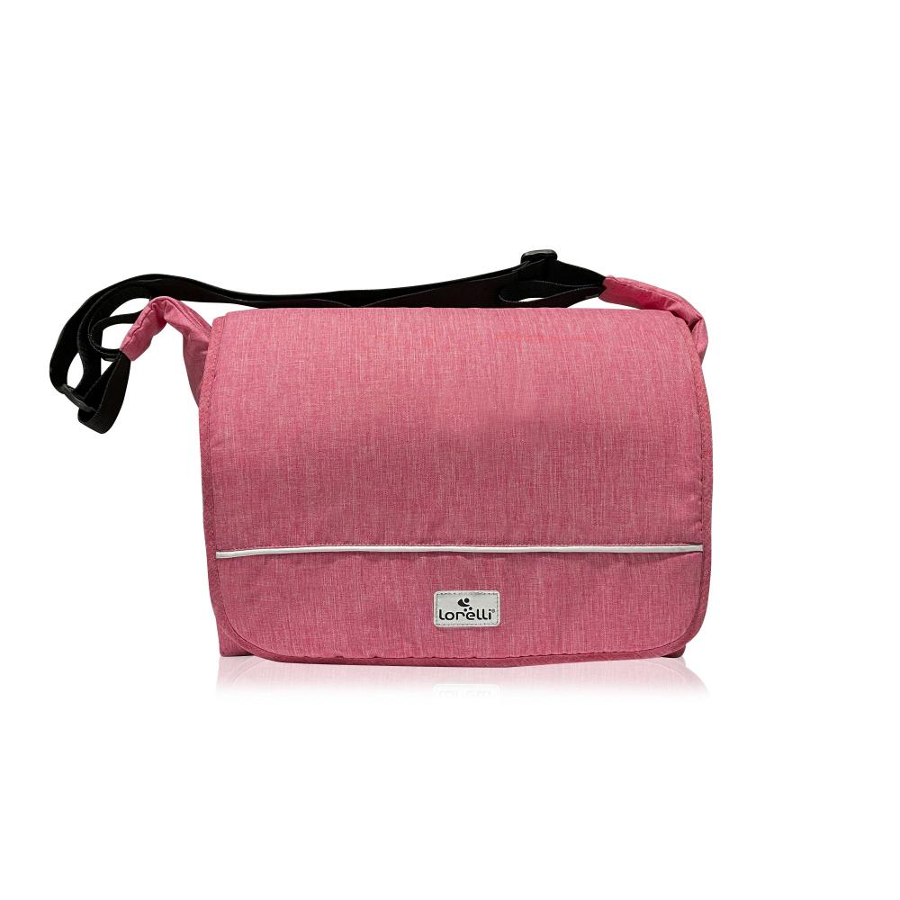 Geanta carucior compartimentata Alba Classic Candy Pink