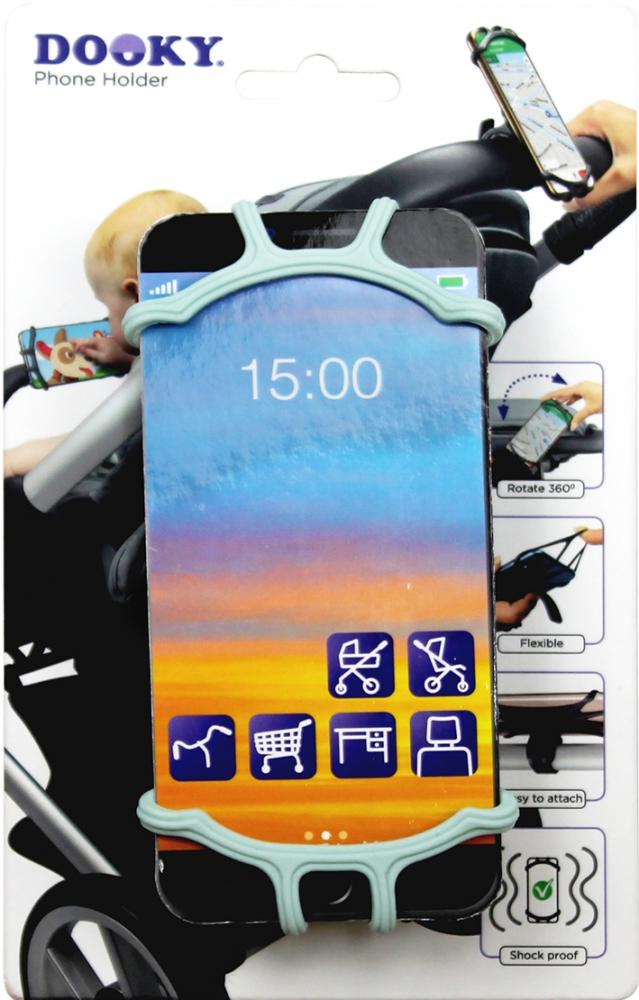 Suport universal pentru telefon Dooky menta