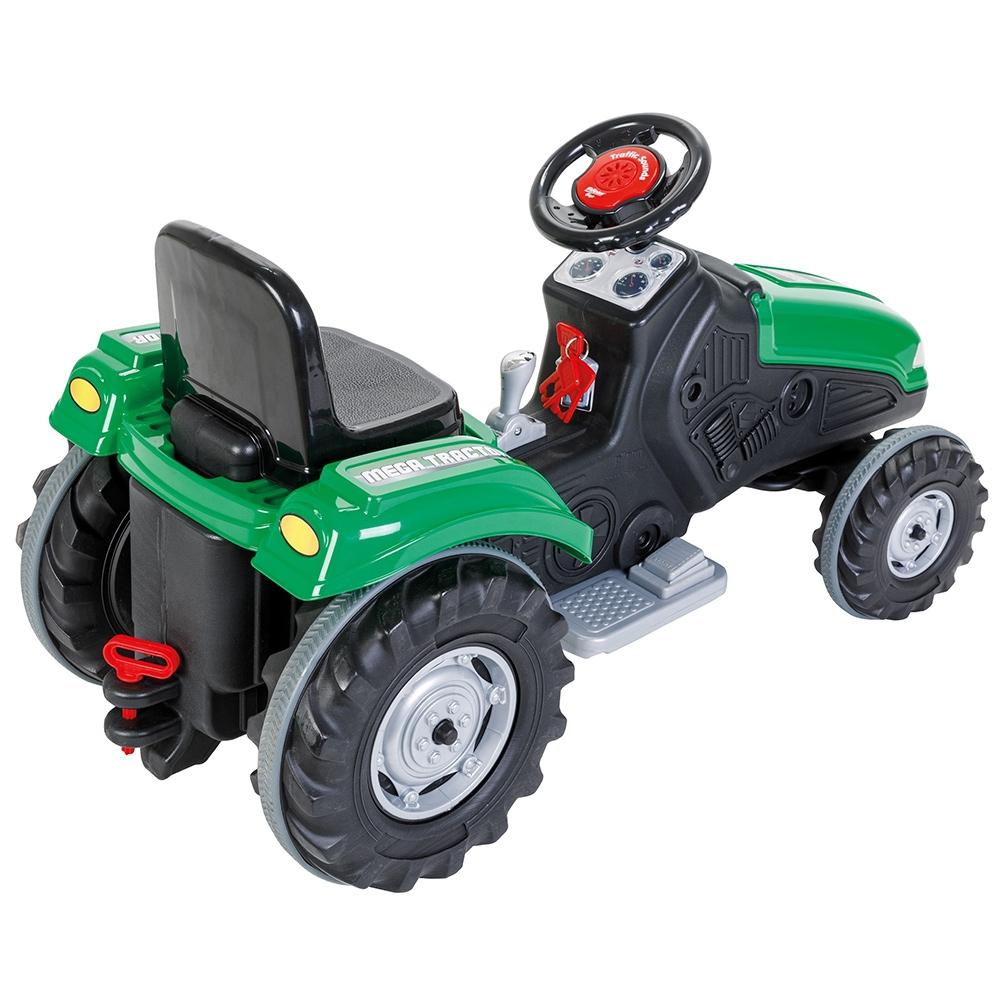 Tractor electric Pilsan Mega 05-276 green