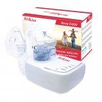 Aparat aerosoli cu ultrasunete RedLine Nova U400, 3 moduri de nebulizare pentru adulti si copii