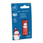 Balsam de buze vegan zero plastic Cherry Editie Limitata de Craciun Beauty Made Easy 5,5 g