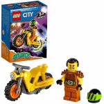 Lego City motocicleta de cascadorie pentru impact