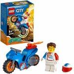 Lego City motocicleta de cascadorie racheta