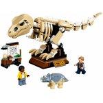 Lego Jurassic World expozitia fosilei dinozaurului T-rex