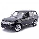 Masinuta metalica Range Rover negru scara 1 la 24