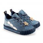 Pantofi fete Bibi Comfy Stars 27 EU