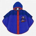 Pelerina de ploaie Spiderman pentru copii Perletti albastra
