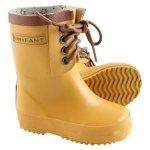 Cizme antiderapante de ploaie pentru copii 23 Saffron